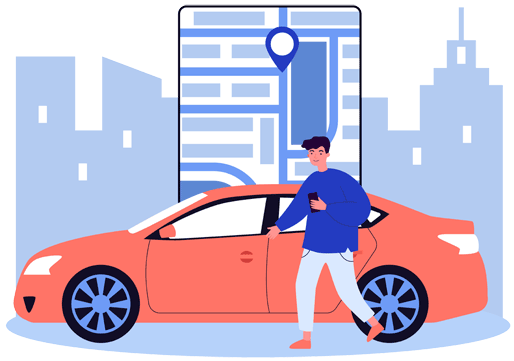 Waarom Blueplates taxi ondernemer