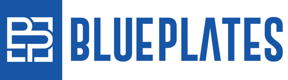 Logo blueplates